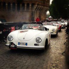 Porsche 356 Speedsters