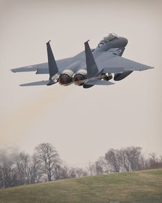 South Korean Air Force Boeing F-15K II Eagle.