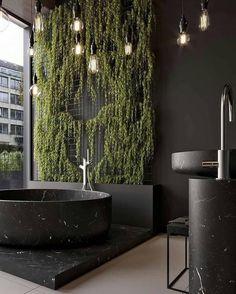 Black Marble Bathroom, Marble Bathtub, Marble Bathrooms, Zebra Bathroom, Bling Bathroom, Paris Bathroom, White Bathrooms, Shower Bathroom, Vanity Bathroom