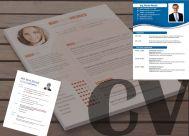 Ja spravím profesionálny životopis so skvelým dizajnom ktorý zaujme - Jaspravim.sk