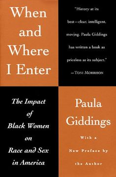 When and Where I Enter - Kindle edition by Paula J. Giddings. Politics & Social Sciences Kindle eBooks @ Amazon.com.