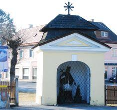 Alland, Johannes Nepomuk-Kapelle
