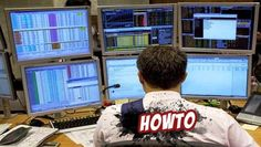 How to Become a Professional Forex Trader - How do you go from a retail trader to s professional trader?  Find out More in th My Trading Buddy Blog