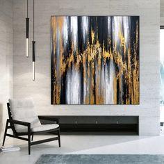 Oversized Wall Art Original Art Artwork Modern Wall Art image 9