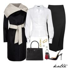 """Lawyer"" by katiepe1 ❤ liked on Polyvore"