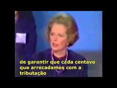 Declaração de Margaret Thatcher sobre tributos