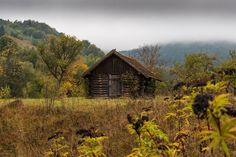 Karpaty, autumn