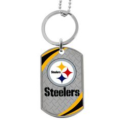 NFL Pittsburgh Steelers Team Dog Tag -- Find out more about the great product at the image link.