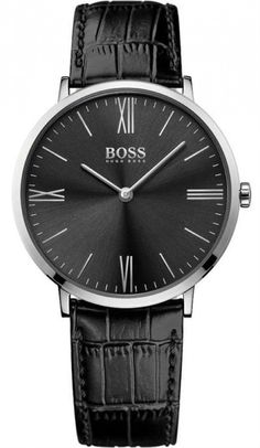 Hugo Boss Slim Ultra Jackson 1513369 - This is the watch I'd love to give my dad.  He needs a beautiful dress watch.