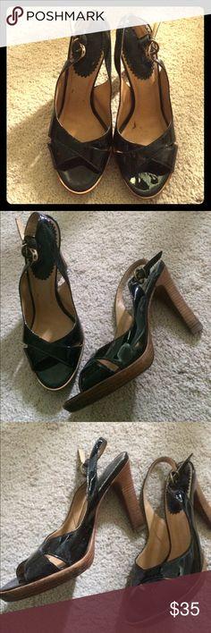 💋Aldo Heels💋20% off all bundles in my closet💗 Aldo Leather Heels size 7.5 Aldo Shoes Heels