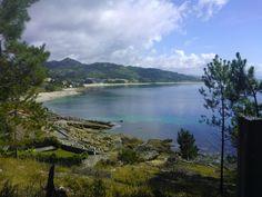 Ria de Muros. Galicia. Spain