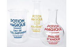 """Carafes """"Potion Magique"""""""