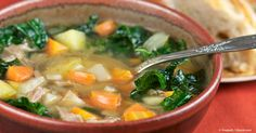 Cancer-Fighting Kale Soup With Powerful Antioxidants and More Calcium Than Milk
