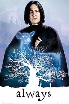 Nouveau poster Severus Rogue
