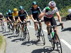 Team Sky | Pro Cycling | Latest News 2012 | Tour stage 11 gallery | For the second day running Edvald Boasson Hagen set a tremendous pace on the early climbs