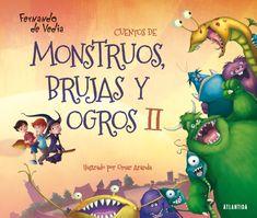 MONSTRUOS, BRUJAS Y OGROS II