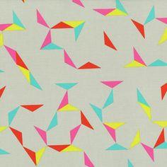 Tangrams in Eggshell
