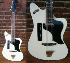 Guitar Blog: Shock! Horror! Vintage Italian guitar without all the excess!