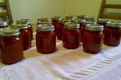 Mom's Best Tomato Soup Canning Recipe. Photo by Ed & Cheryl