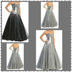ORGANZA LONG DRESS  from The BEST OF BOTH WORLDS BOUTIQUE for $169.00