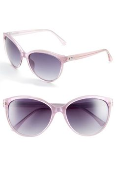 MICHAEL Michael Kors 58mm Cat's Eye Sunglasses in Lavender | Nordstrom | on trend for spring 2014