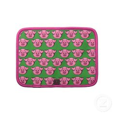 Cute Pink Piggies Organizers by Graphic Allusions.