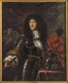 Philippe de France, Monsieur, duc d'Orléans, atelier de Mignard