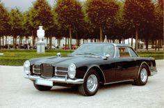 Facel Vega, la dernière marque automobile française de luxe