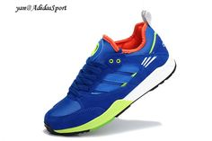 Adidas Originals Tech Super 2.0 para Hombre Zapatillas Azul Verdadero/Electricidad/Naranja-rojo Venta Outlet