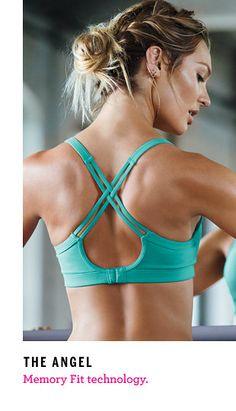 5651c00d7365e Minimum to High Impact Sports Bras - Victoria s Secret Workout Gear For  Women