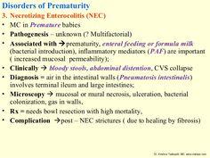 Image result for necrotizing enterocolitis pathophysiology Abdominal Distension, Formula Milk, Premature Baby, Medical Students, Disorders, Surgery, Image