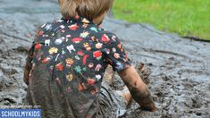 How Playing in Mud helps your Kid Mouths, Look At You, Our Kids, Parenting Hacks, Intuition, Mud, Connect, Environment, Hands