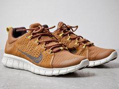 """Nike Free Powerlines+ II – """"Almond Brown"""""""