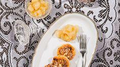 Ostalgie auf dem Teller: Wir verraten ein Rezept für sächsische Quarkkeulchen.