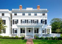 Old colonial home, East Hampton