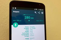 Use Ampere to ensure your Android device is charging properly - CNET