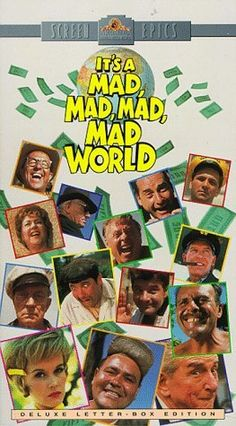 It's a Mad, Mad, Mad, Mad, World