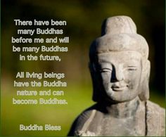 All living beings have the Buddha nature .