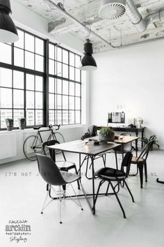 Home Shabby Home:Industrial style