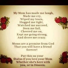 The 42 best happy mothers day thank you poems quotes images 2017 cute happy mothers day thank you quotes for moms in heaven images thecheapjerseys Image collections