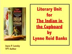 Here is a 195 page power point to accompany the teaching of The Indian in the Cupboard by Lynne Reid Banks. The unit contains vocabulary activities, higher level thinking questions, and activities. I used these lessons with my gifted and talented fourth grade students.