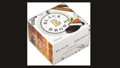 Brighten up your day with a little sweet treat by Black&Brown. Designed by  Coba&associates, these delicious marzipan bites are flavored with a variety  of fruits and nuts and packed neatly in individual pouches of their own.