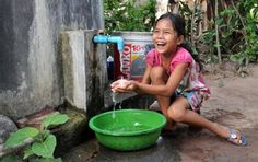More than 2 billion people gained access to improved water sources between 1990 and 2010. This means that the Millennium Development Goal of halving proportion of people without access to clean water by 2015 has been reached.