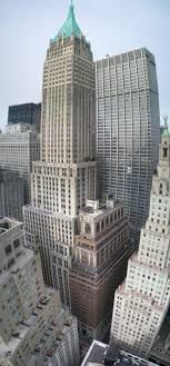Image issue du site Web http://all-new-york.ru/wp-content/uploads/2011/11/40-Wall-Street.jpg