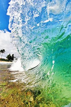 8x12 Beach Wave Photography Print Surfing by PaulToppPhotography, $25.00