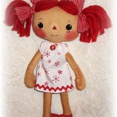 Rag Doll & Softie Patterns to Sew Soft Toys & Animals / I Love Winter Doll Sewing Patterns, Doll Clothes Patterns, Pattern Sewing, Softie Pattern, Raggedy Ann And Andy, Waldorf Dolls, Sewing Projects, Sewing Ideas, Rag Dolls