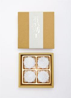 Point-Blank Design Ltd. 秋夕 Home Made Mooncake Packaging