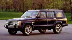 『ジープ・チェロキーXJ』 80年代生まれのクールな名車