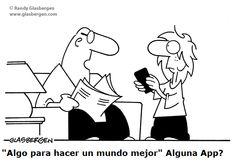 #App mejorar el mundo #humor