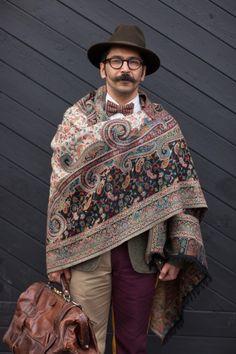 MenStyle1- Men's Style Blog - Men's Bow ties Inspiration: Move aside, necktie....